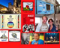 Da Riace a Aosta il cammino della pace continua