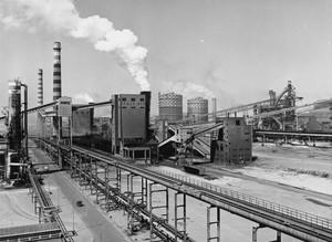 Sessanta anni fa nasceva lo stabilimento siderurgico di Taranto