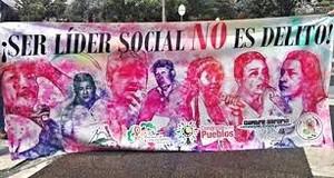 strage di leader sociali in Colombia