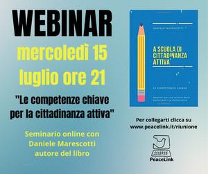 Il seminario sulle competenze chiave di cittadinanza