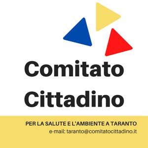Logo del Comitato Cittadino per la Salute e l'Ambiente a Taranto