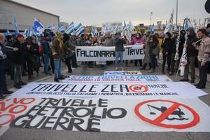 Manifestazione Trivelle Zero Marche