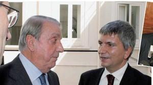 Emilio Riva e Nichi Vendola