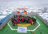 La spedizione MOSAiC ha raggiunto il Polo Nord