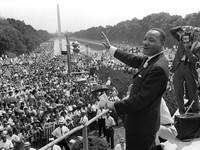 Marcia dell'impegno contro il razzismo negli Stati Uniti
