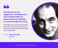 Italo Calvino e la leggerezza