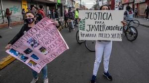 Proteste in Colombia a seguito dell'omicidio dell'avvocato Javier Ordoñez