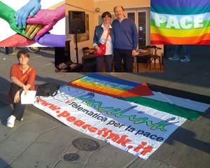 Laura Tussi e Fabrizio Cracolici - PeaceLink