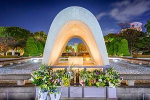 Parco della Pace di Hiroshima. Riflessioni di Giuseppe Bruzzone e Laura Tussi
