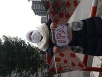 Ex Ilva, ai bambini di Taranto gli auguri degli artisti: «Regalare un futuro pulito»