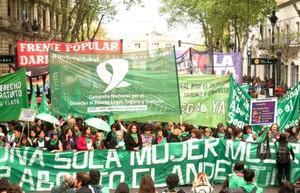 Aborto: l'Argentina apre una breccia