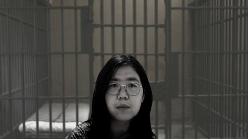 Zhang Zhan, condannata a quattro anni di reclusione per aver raccontato la pandemia di COVID-19