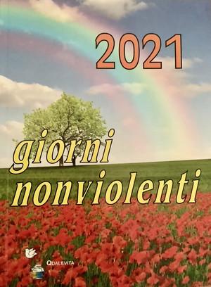 Agenda Giorni Nonviolenti 2021