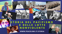 Storia del pacifismo e delle lotte nonviolente