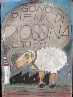 Pecore alla diossina