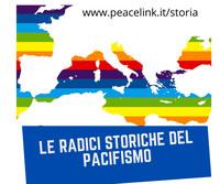 Le radici storiche del pacifismo