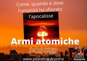 Dossier incidenti nucleari militari