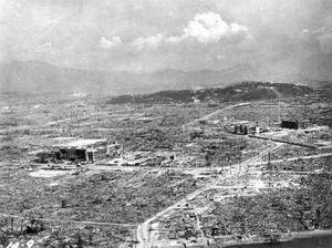 Non è bastato ricordare la distruzione di Hiroshima? Ma gli umani hanno la memoria corta