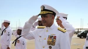 L'ammiraglio Charles Richard