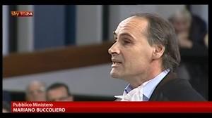 Il pm Mariano Buccoliero
