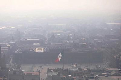 Città del Messico, inquinamento atmosferico