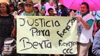 Cinque anni reclamando verità e giustizia per Berta