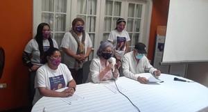 Conferenza stampa (foto Cofadeh)