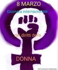 8 marzo, femminismo radicale