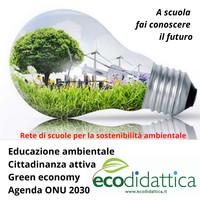 Ecodidattica, una rete di scuole per la sostenibilità ambientale