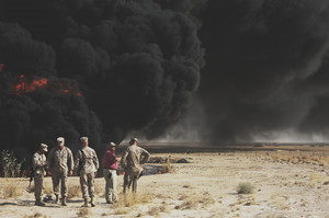 Military's toxic burn pits