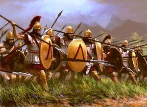 Soldati spartani