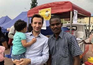 Luca Attanasio e i bambini del Congo