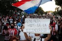 Paraguay: la protesta non si ferma