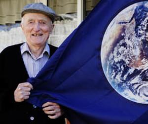 John McConnell, l'ideatore della Giornata Mondiale della Terra