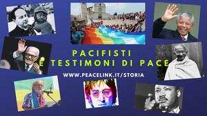 Pacifisti e testimoni di pace