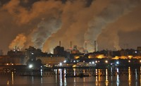 Eccessi di mortalità nei tre quartieri di Taranto più vicini all'area industriale