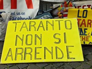 """Taranto non si arrende"""