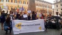 I cittadini fanno causa contro lo Stato italiano per inazione climatica.