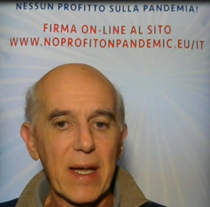 Intervista a Vittorio Agnoletto di Laura Tussi e Fabrizio Cracolici con introduzione di Alfonso Navarra