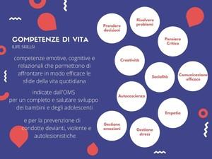 life skills - competenze di vita e cittadinanza attiva, secondo l'OMS