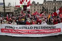 Perù: l'estrema destra spinge per il golpe