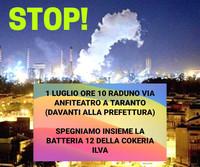 Stop batteria inquinante della cokeria ILVA