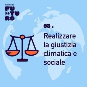 Giustizia climatica e sociale