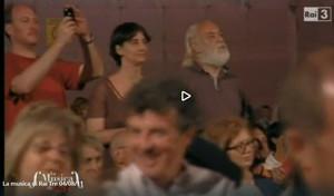 Fabrizio Cracolici e Laura Tussi, attivisti ANPI