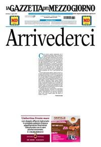 Gazzetta del Mezzogiorno, comunicato Fnsi-Associazioni di Stampa