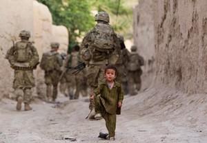 Soldati Usa vanno via dall'Afghanistan