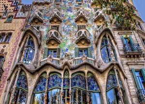Il modernismo catalano e Antoni Gaudì