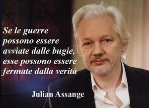 """Dal sito di """"Italiani per Assange"""""""