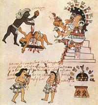Era il 1524 e occorreva intervenire per salvare i bambini aztechi da morte sicura