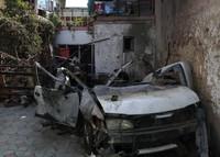 Il drone americano ha colpito l'auto ma non c'era nessun terrorista, solo civili innocenti